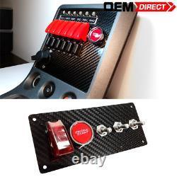 0.5MM 600MM 250MM Gloss Black Carbon Fiber Plate Panel Sheet Board Twill Weave