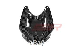 09-14 BMW S1000RR/HP4 Fuel/Gas Tank Panel Cover Fairing 100% Twill Carbon Fiber