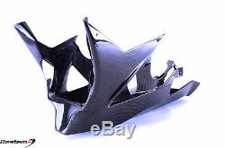 09-14 BMW S1000RR Racing Version Belly Pan Lower Fairing 100% Carbon Fiber Twill