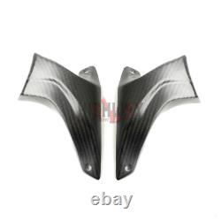 108mm Carbon Fiber Cooling Brake Rotor Disc Air Ducts for Yamaha YZF-R6 05-20