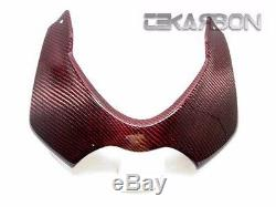 1995 2008 Ducati Monster Carbon Fiber Front Fairing 2x2 twill red