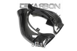 2004 2006 Yamaha YZF R1 Carbon Fiber Air Intake Tubes 2x2 twill weave