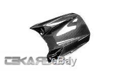 2004 2006 Yamaha YZF R1 Carbon Fiber Rear Hugger 2x2 twill weave
