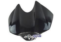 (2004-2006) Yamaha YZF R1 Gas Tank Front Cover Fairing 100% Twill Carbon Fiber