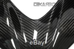 2004 2007 Honda CBR1000RR Carbon Fiber Front Fairing 2x2 twill weave