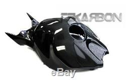 2004 2007 Honda CBR1000RR Carbon Fiber Tank Cover 2x2 twill weave