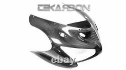 2005 2006 Kawasaki ZX6R Carbon Fiber Front Fairing