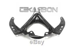 2005 2006 Suzuki GSXR 1000 Carbon Fiber Stay Bracket 2x2 twill