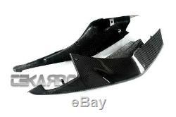 2005 2006 Suzuki GSXR 1000 Carbon Fiber Tail Side Fairings 2x2 twill