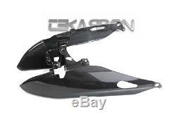 2005 2012 BMW K1200R / K1300R Carbon Fiber Tail Fairing vented 2x2 twill