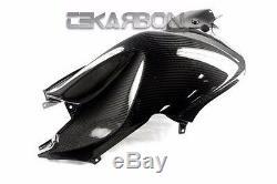 2005 2012 BMW K1200R / K1300R Carbon Fiber Tank Cover 2x2 twill weaves