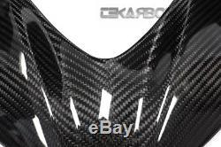2006 2007 Honda CBR1000RR Carbon Fiber Front Fairings 2x2 twill weave