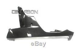 2006 2007 Honda CBR1000RR Carbon Fiber Lower Side Fairings 2x2 twill weave