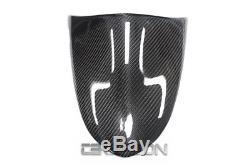 2006 2007 Kawasaki ZX10R / 05 06 ZX6R Carbon Fiber Cowl Seat 2x2 twill