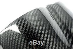 2006 2007 Suzuki GSXR 600 / 750 Carbon Fiber Cowl Seat 2x2 twill weave