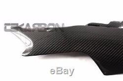2006 2007 Suzuki GSXR 600 / 750 Carbon Fiber Lower Side Fairings 2x2 twill