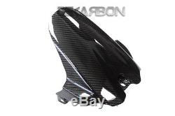 2006 2007 Suzuki GSXR 600 / 750 Carbon Fiber Rear Hugger v24 2x2 twill weave