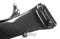 2006 2007 Suzuki GSXR 600 / 750 Carbon Fiber Stay Bracket 2x2 twill weave