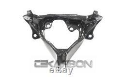 2006 2007 Suzuki GSXR 600 / 750 Carbon Fiber Stay Bracket Cowl 2x2 twill