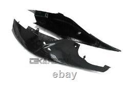2006 2007 Suzuki GSXR 600 / 750 Carbon Fiber Tail Side Fairings 2x2 twill
