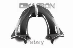 2006 2011 Kawasaki ZX14R Carbon Fiber Air Intake Covers