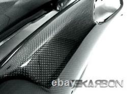 2006 2011 Kawasaki ZX14R Carbon Fiber Tail Side Fairings