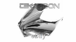 2006 2011 Kawasaki ZX14R Carbon Fiber Tank Cover (Twill only)