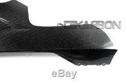 2006 2012 Triumph Daytona 675 Carbon Fiber Large Side Fairings 2x2 twill