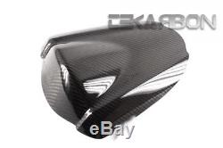 2007 2008 Suzuki GSXR 1000 Carbon Fiber Cowl Seat 2x2 twill weave