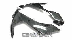 2007 2008 Yamaha YZF R1 Carbon Fiber Lower Side Fairings (Twill)