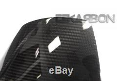 2007 2008 Yamaha YZF R1 Carbon Fiber Rear Hugger 2x2 twill weave