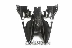 2007 2008 Yamaha YZF R1 Carbon Fiber Under Tail Fairing