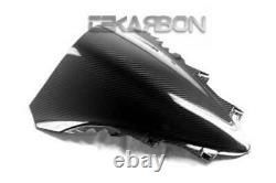 2007 2008 Yamaha YZF R1 Carbon Fiber Windscreen (Twill)