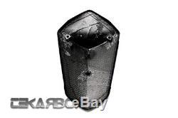 2007 2011 Kawasaki Z750 Carbon Fiber Cowl Seat 2x2 twill weaves