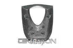 2007 2012 Honda CBR600RR Carbon Fiber Cowl Seat 2x2 Twill Weave