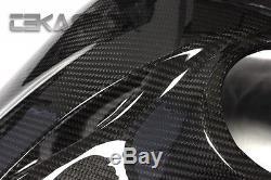 2007 2012 Honda CBR600RR Carbon Fiber Tank Cover 2x2 twill weave