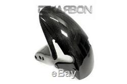 2007 2019 Honda CBR 600RR Carbon Fiber Front Fender 2x2 twill weave