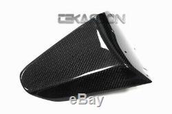 2008 2009 Kawasaki ZX10R Carbon Fiber Cowl Seat Cover Rear 2x2 Twill Weave