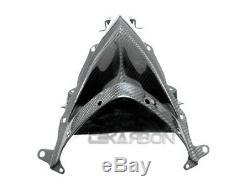 2008 2009 Kawasaki ZX10R Carbon Fiber Nose Fairing 2x2 twill weaves
