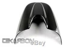 2008 2010 Triumph Speed Triple Carbon Fiber Cowl Seat 2x2 twill weaves