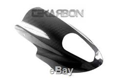 2008 2012 Triumph Street Triple Carbon Fiber Belly Pan 2x2 twill