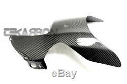 2008 2013 Suzuki GSX1300R Hayabusa Carbon Fiber Lower Under Panel 2x2 twill