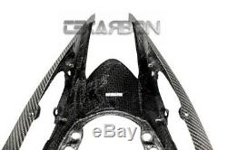 2008 2013 Suzuki GSX1300R Hayabusa Carbon Fiber Tail Fairing 2x2 twill weave