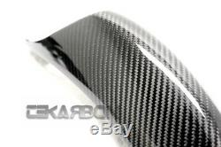 2008 2013 Suzuki GSX1300R Hayabusa Carbon Fiber Tail Side Fairings 2x2 twill