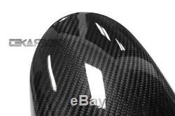 2008 2015 Honda CBR1000RR Carbon Fiber Front Fender Vented 2x2 twill weaves