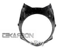 2009 2010 Aprilia Mana 850 Carbon Fiber Front Fairing 2x2 twill weave