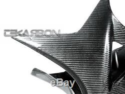 2009 2014 BMW S1000RR / HP4 Carbon Fiber Racing Belly Pan 2x2 twill weave