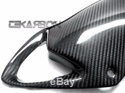 2009 2014 BMW S1000RR / HP4 Carbon Fiber Windscreen 2x2 twill weaves