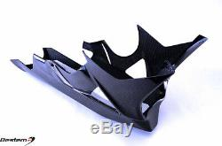 2009-2014 BMW S1000RR Racing Belly Pan Lower Fairing 100% Carbon Fiber Twill