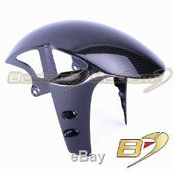 2009-2014 Yamaha R1 Front Tire Fender Hugger Fairing Carbon Fiber Twill Weave